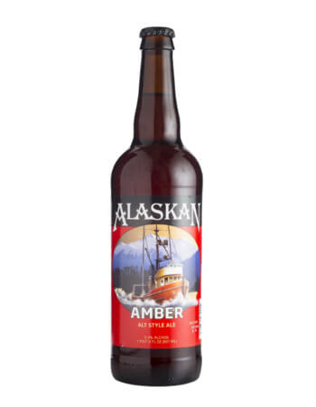 """Featured image for """"Alaskan Brewing Amber"""""""